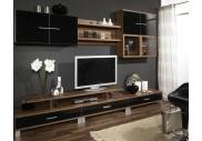 Стенка наиболее удобная и функциональная мебель для гостиной